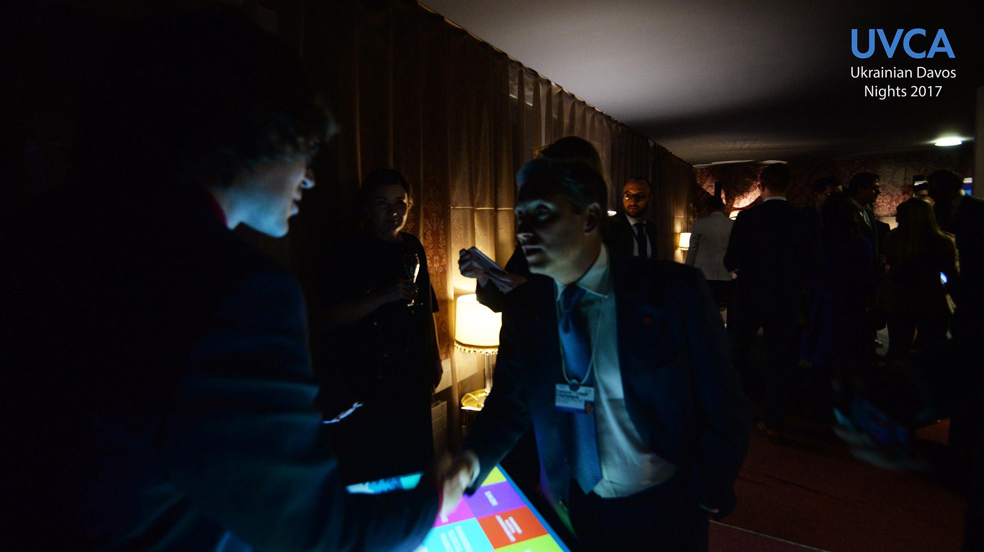 Davos Nights Зустріч