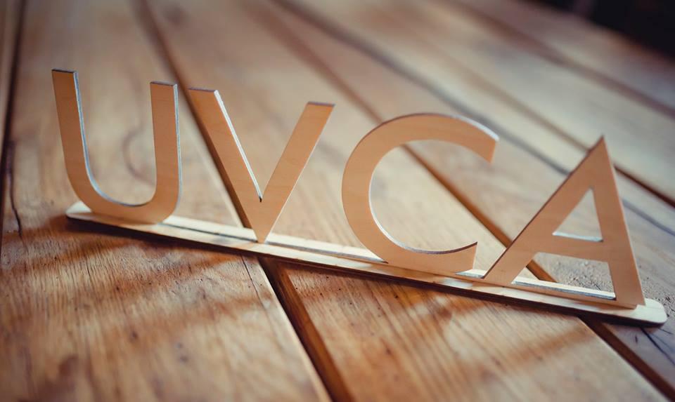 Photo: UVCA sign